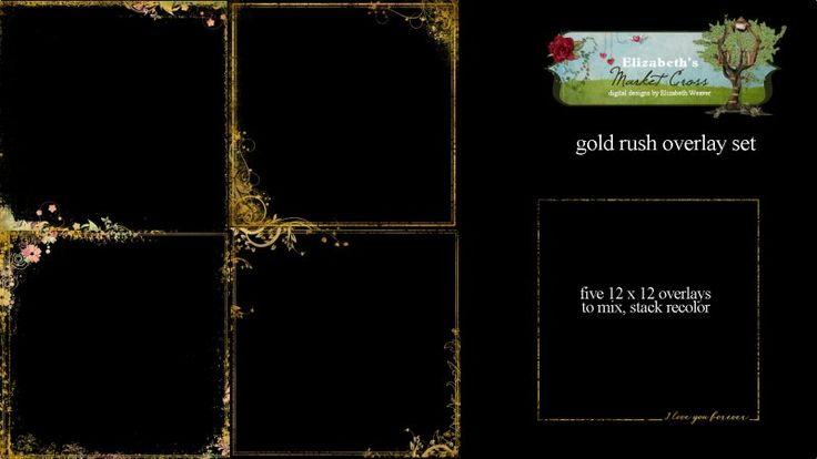 Gold Rush Overlays