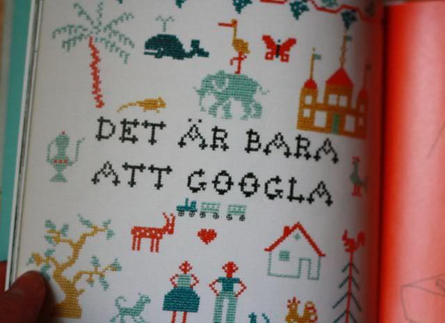 korsstygn - Sök på Google