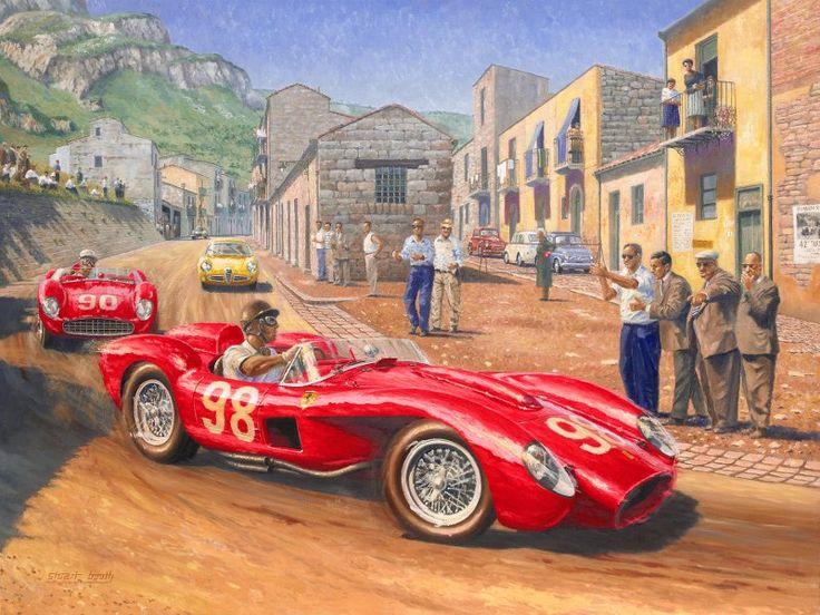 Best Automotive Art Images On Pinterest Automotive Art Car