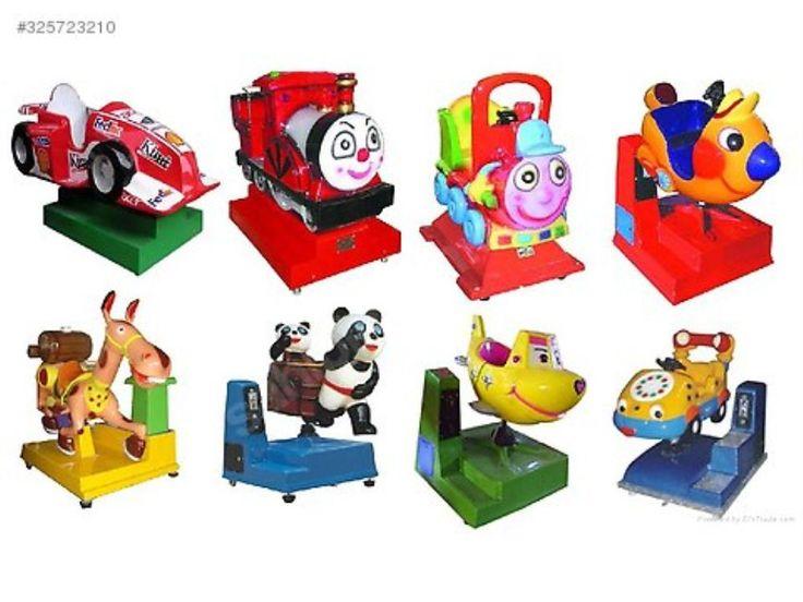 Çocuk Eğlence Makinası-Çocuk Eğlence Makinesi