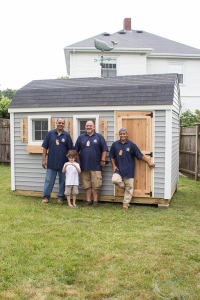 a she shed with home depot inspiration - She Shed