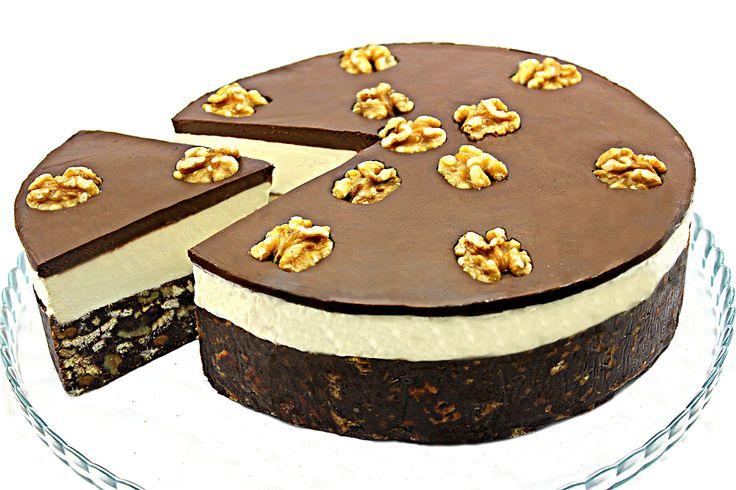 Tort de biscuiti cu ciocolata -Ep 24 Adygio Kitchen