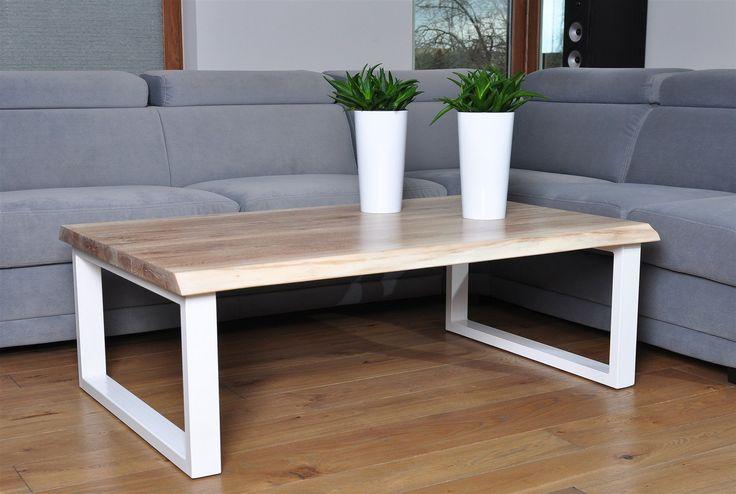 Stolik Salo Bianco - The Wood Company - Producent mebli drewnianych