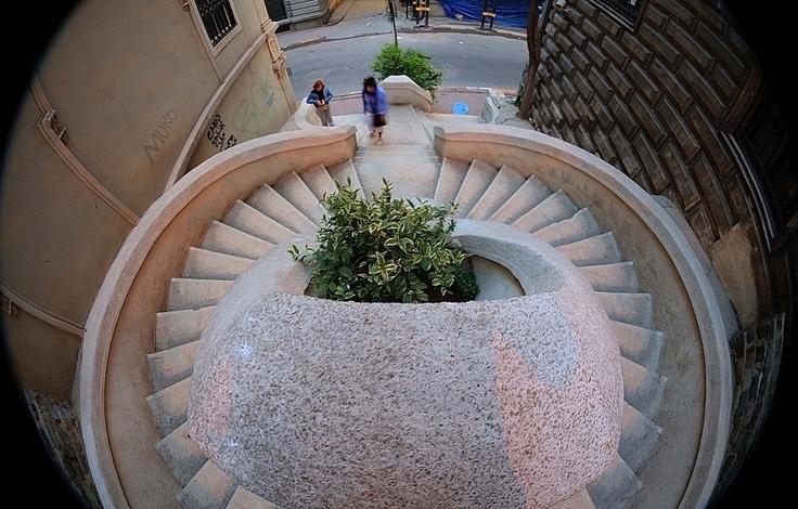 Komodo Stairs