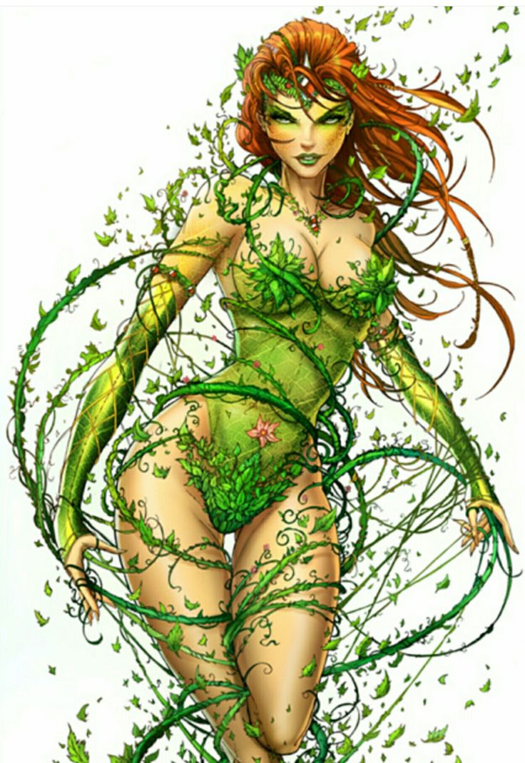 Poison Ivy by Jamie Tyndall