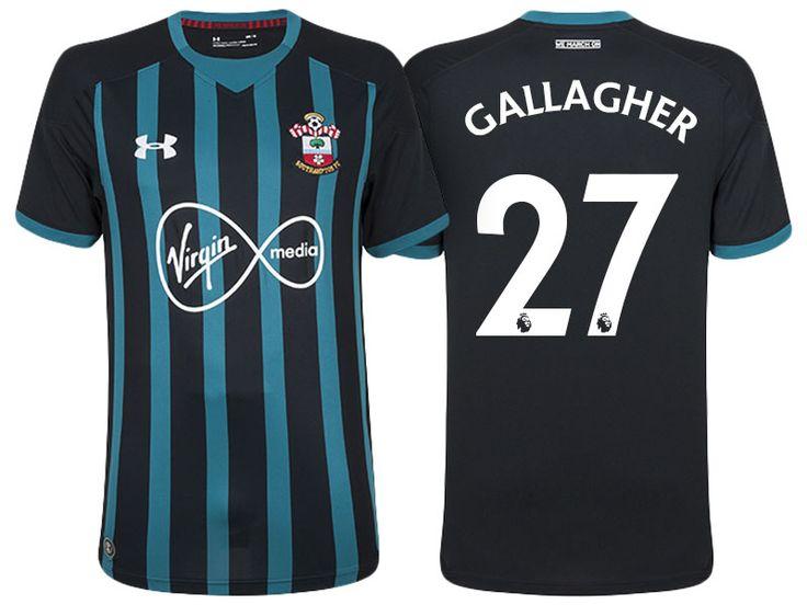 Southampton Jersey sam gallagher 17-18 Away Shirt