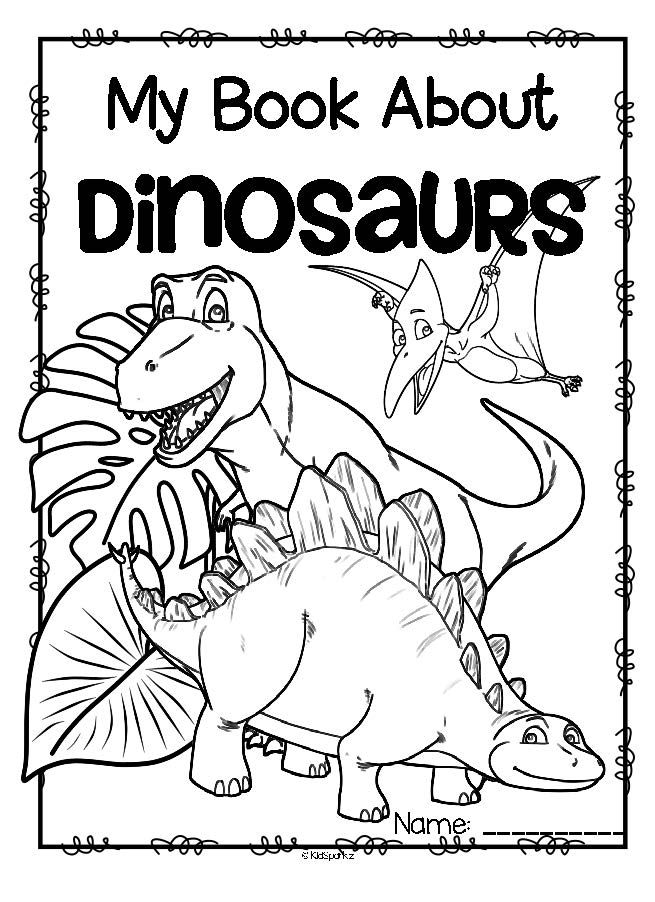 3f191ec751fc1e54cc6e8101bc56fbd7 Set of activity printables about dinosaurs for early learners. 11 dinosaurs. Eac... Dinosaurs