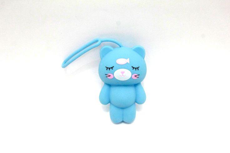 Key Pouch Kucing Biru Rp 40.000
