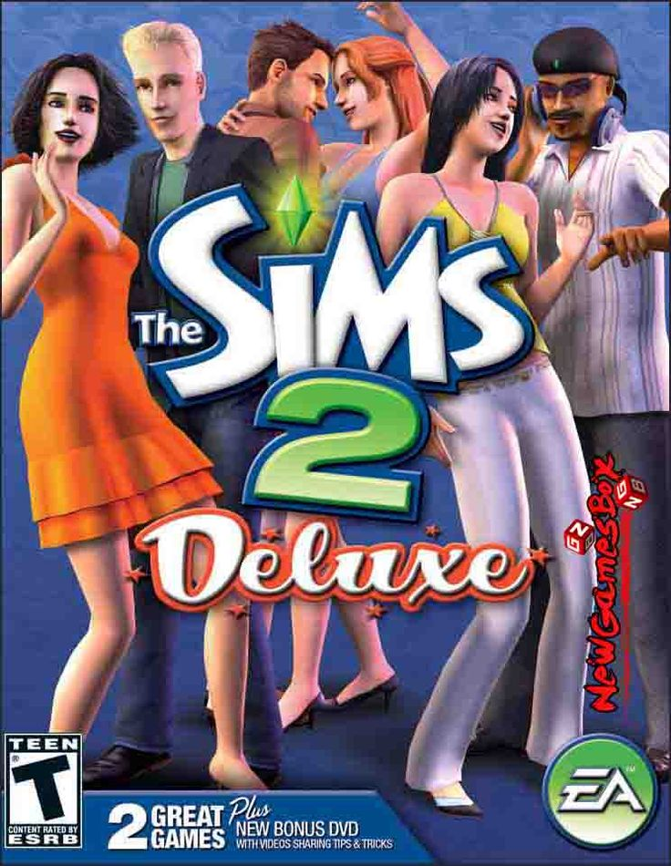The Sims 2: Double Deluxe PC Game Free Download Full Version, PC Link