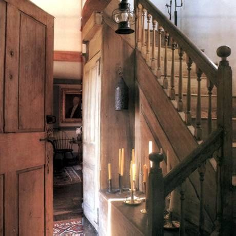1000 images about stairs on pinterest southern for Colonial foyer ideas