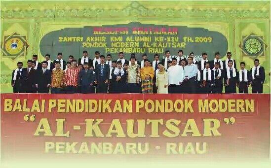 Pondok Pesantren Al Kautsar Pekanbaru, Riau
