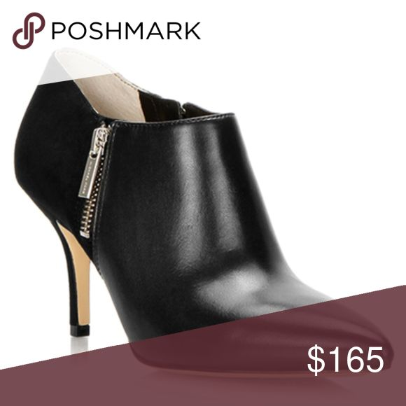 Michael Kors EUC Clara Black Booties size 6.5 IOB 3'' heel, Nordstrom exclusive shoe worn once in original box. See box for additional details. Michael Kors Shoes Ankle Boots & Booties
