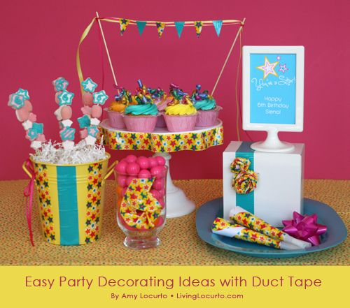 1000 images about duct tape party ideas on pinterest for Duct tape bedroom ideas