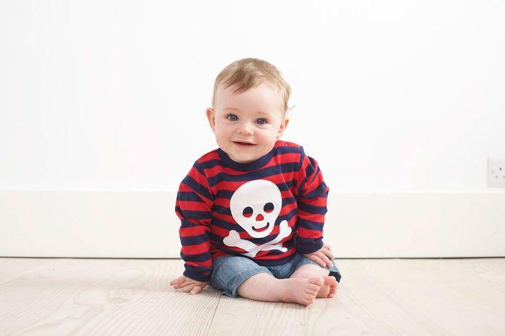 Toby Tiger t-shirt piraat sfeerfoto