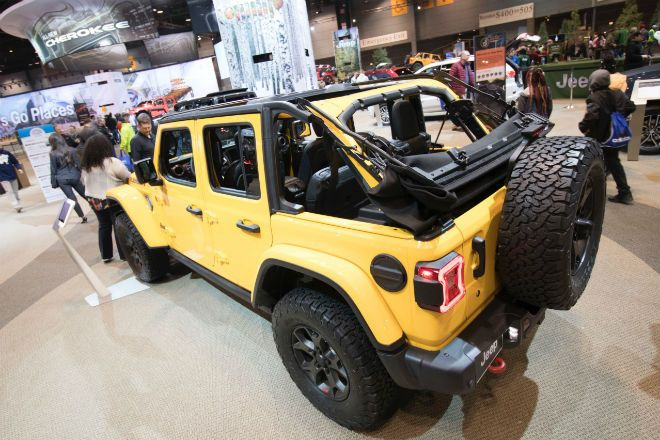 Introducing The All New Jeep Wrangler Jl New Jeep Wrangler Wrangler Jl Jeep Wrangler