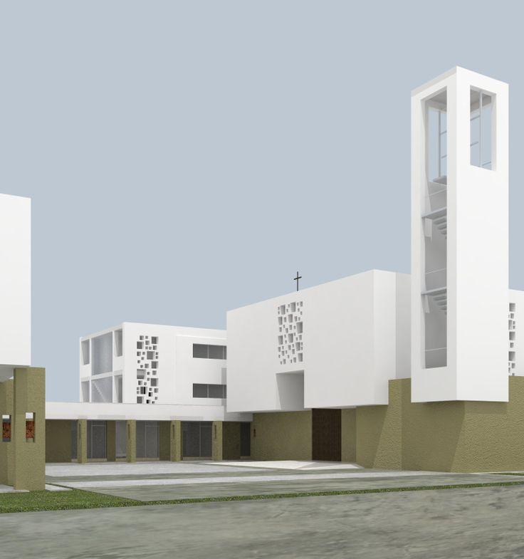 Concorso per il complesso parrocchiale di Santa Maria la Carità