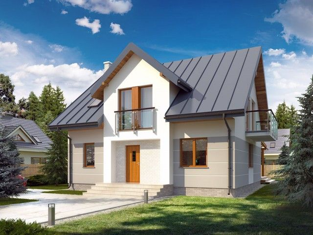 Projekt domu NV-PR-004578