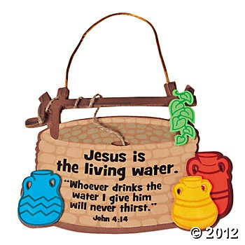 Water Crafts Vbs Bible Church Jesus