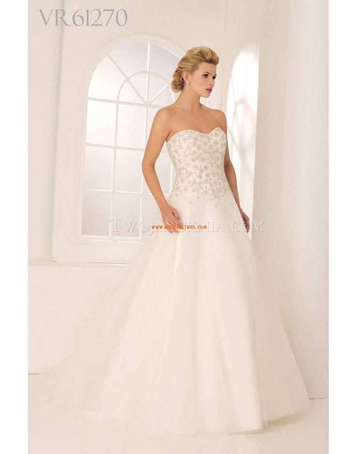 44 besten Wedding Dress Veromia Bilder auf Pinterest ...