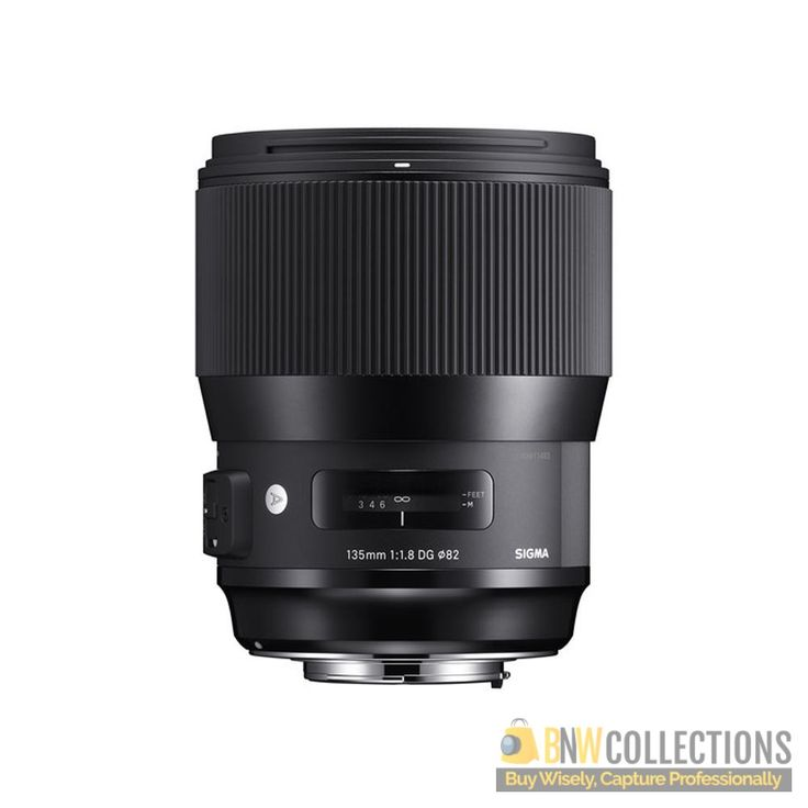 Buy Sigma 135mm f/1.8 DG HSM Art Lens At Rs.117,500 Highlights :- Super Multi-Layer Coating, Hyper Sonic AF Motor, Manual Override Delivery Available In All Over Pakistan Hassle FREE To Returns Contact # (+92) 03-111-111-269 (BnW) Email :- info@bnwcollections.com #BnWCollections #Sigma #Camera #HSM #Art #Lens