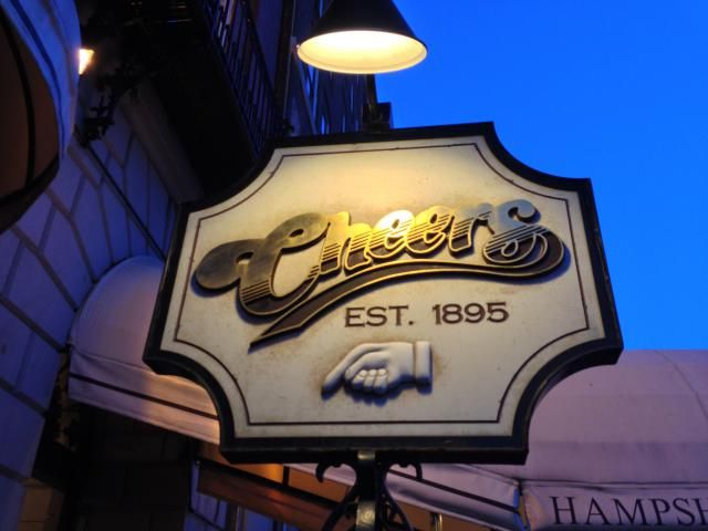 A Top Chef Boston Tour: Cheers