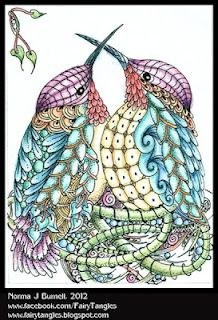 By Norma J Burnell from Fairy Tangles visit my personal blog: http://stampingwithbibiana.blogspot.com/