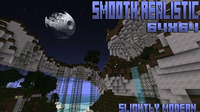 Smooth Realistic Texture Pack Minecraft 1.6.2/1.5.2   Minecraft EON