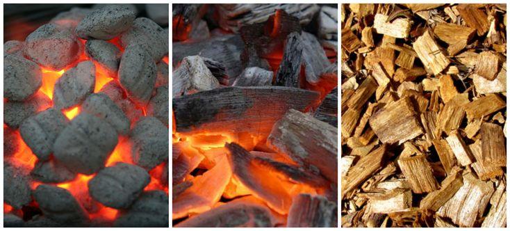 3 Ways To Light Your Grill: Charcoal Briquettes vs. Lump Charcoal vs. Wood - Food Republic