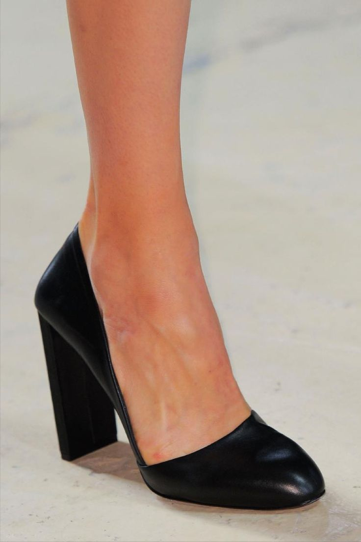 Damir Doma Spring 2014 Ready to Wear Collection  #style #shoes #heels #black