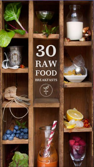 30 raw food breakfasts review earthsprout - LOVE!