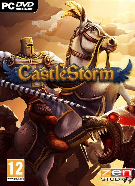 (*** http://BubbleCraze.org - Hot New FREE Android/iPhone Game ***)  CASTLESTORM Pc Game Free Download Full Version