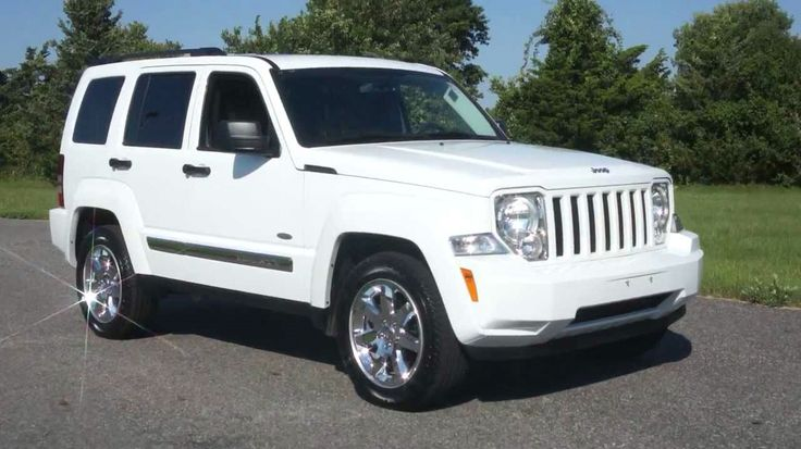 Jeep Patriot White