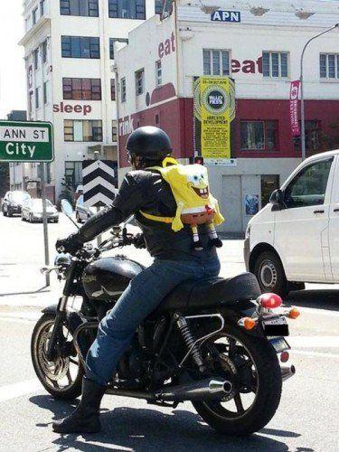 Harter Motorradfahrer ! LocoPengu - Why so serious?