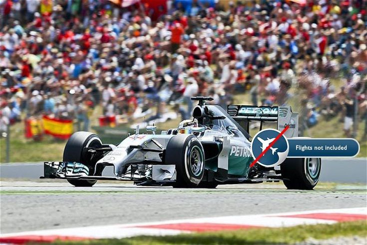UK Holidays 2017 - 4* Spanish F1 Grand Prix Half-Board Plus- Add Transfers! for just: £149.00 4* Spanish F1 Grand Prix Half-Board Plus- Add Transfers! BUY NOW for just £149.00