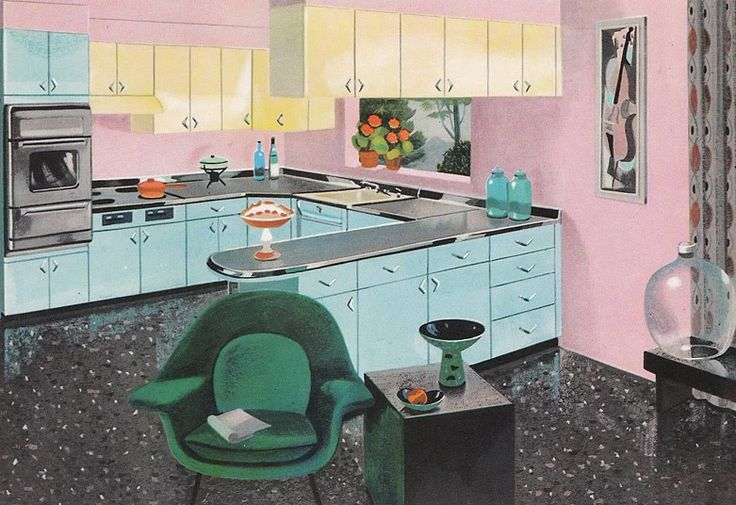 Vintage goodness a blog for all the vintage geeks for Kitchen cabinets youngstown ohio