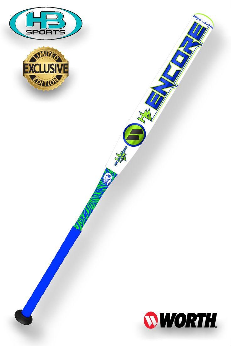 2017 Worth Encore Slowpitch Softball Bat: WENHBU