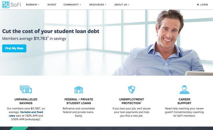 student loan refinance student loans refinance review sofi review sofi
