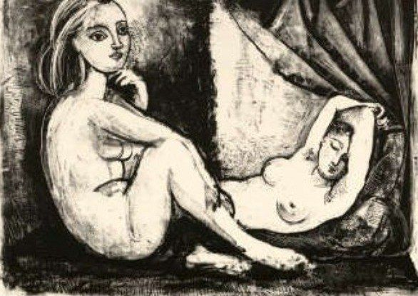Picasso-El eterno femenino