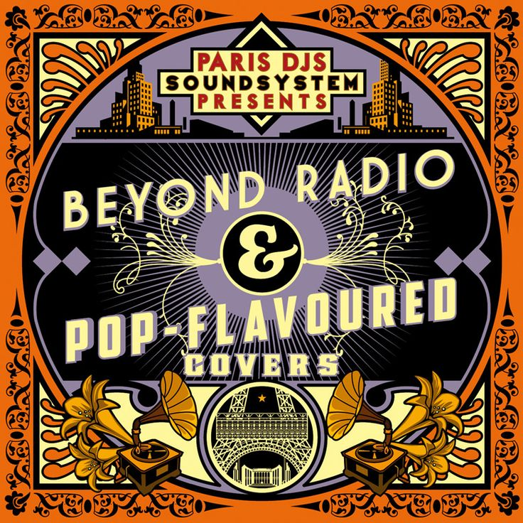 #401 Paris DJs Soundsystem presents Beyond Radio & Pop-Flavoured Covers