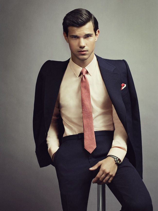 Taylor Lautner gallery (2 of 4) - GQ