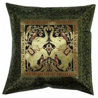Indian decor handmade cushion