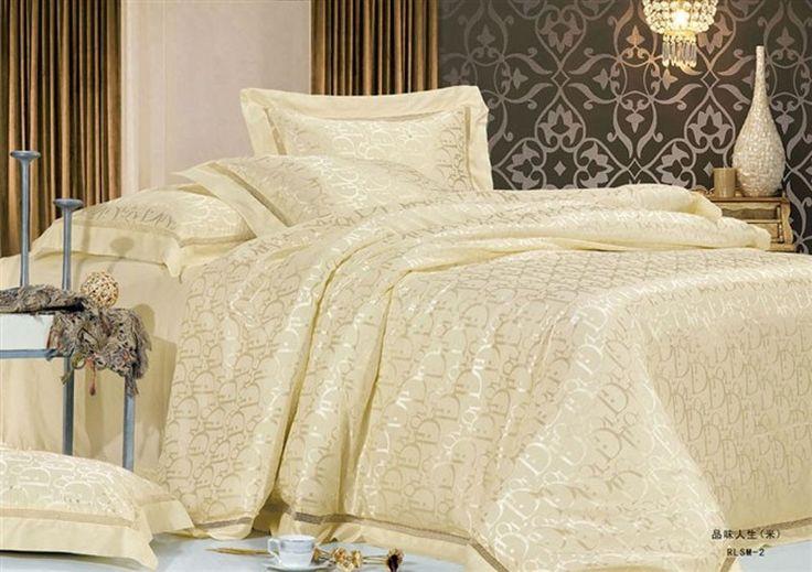 Noch Mehr Luxus Dann Bitte Hier Dior Paris Bettwäsche