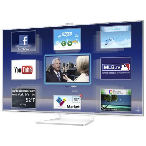 """Panasonic VIERA 55"""" 1080p 240Hz LED Smart TV (TCL55WT60)"""