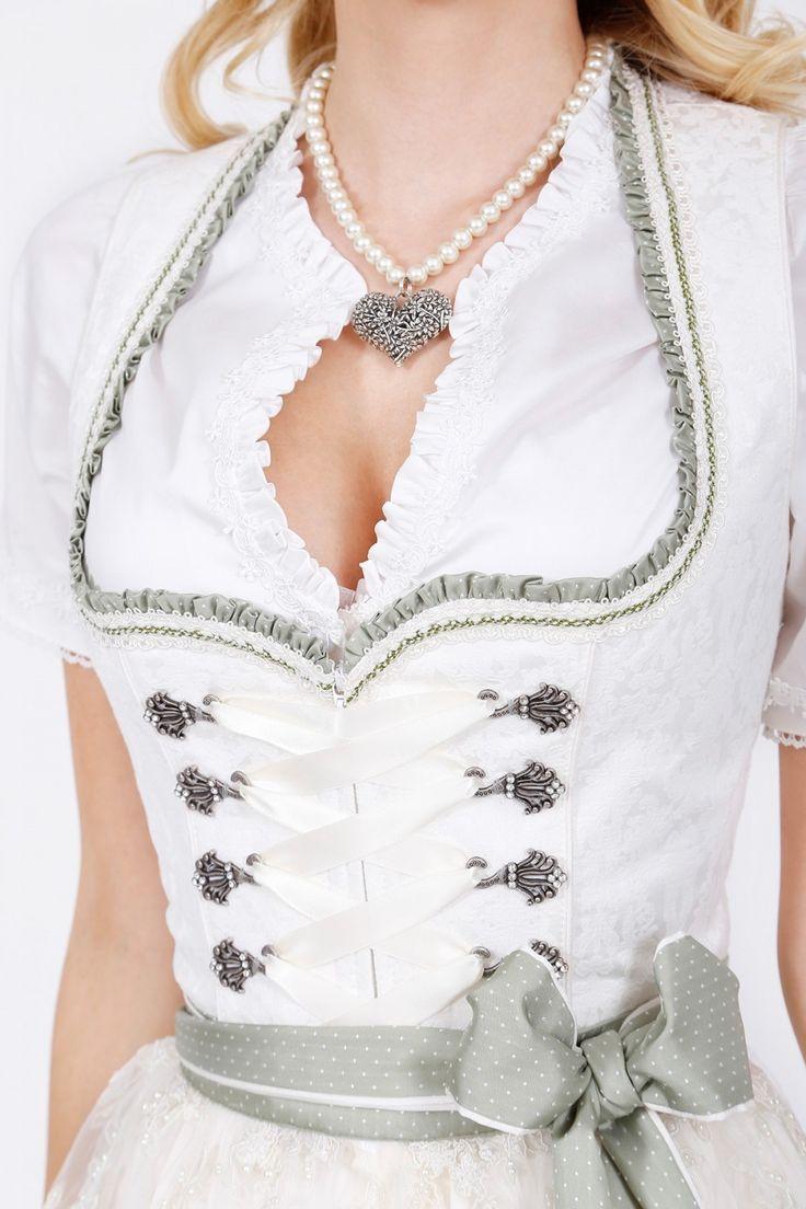 Dirndl Floretta (60 cm) - Dirndl - Kleidung - Damen | Krüger Dirndl