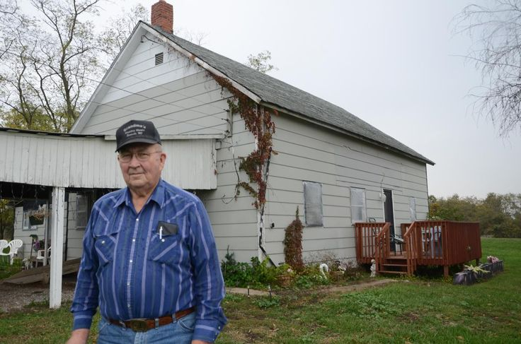 Rural Mo. town now a 'ghost of a past settlement' | KBIA