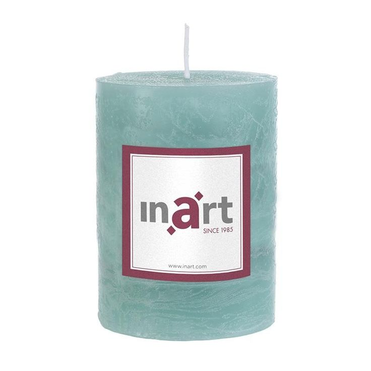 Pillar Paraffin Scented Candle 7x10 cm - Candles - Aromatics - DECORATIONS - inart