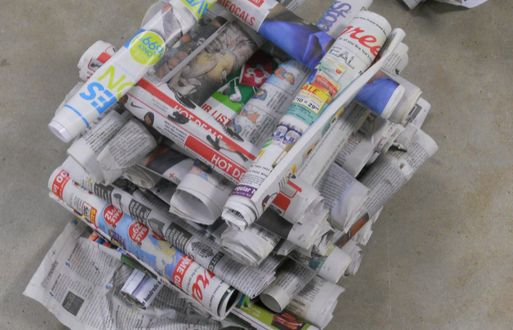 Building Teamwork Skills Lesson - Create a Newspaper Tower - Australian Curriculum Lessons