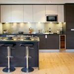 Кухни с полуостровом — 75 фото, дизайн, планировка