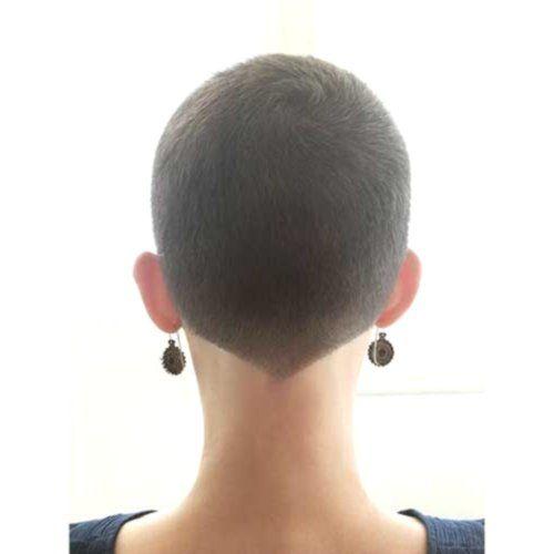 Sehr kurze Haarschnitte für hübsche Damen  #frisyrer #Frisuren #nouvellecoiffu…