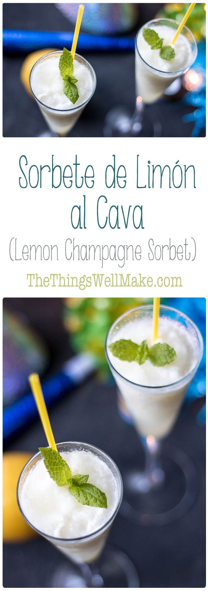 5928 best the real creative life images on pinterest - Sorbete limon al cava ...